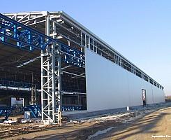 Capannone Industriale Robecco d'Oglio (CR)