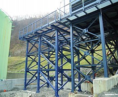 Ampliamento Raffineria Iplom Busalla (GE)